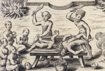 El canibalismo en el Antiguo Testamento – PARTE2